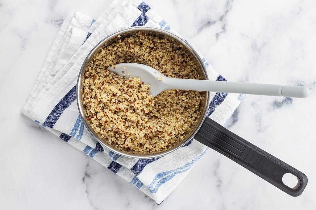 Cook Quinoa In Pan