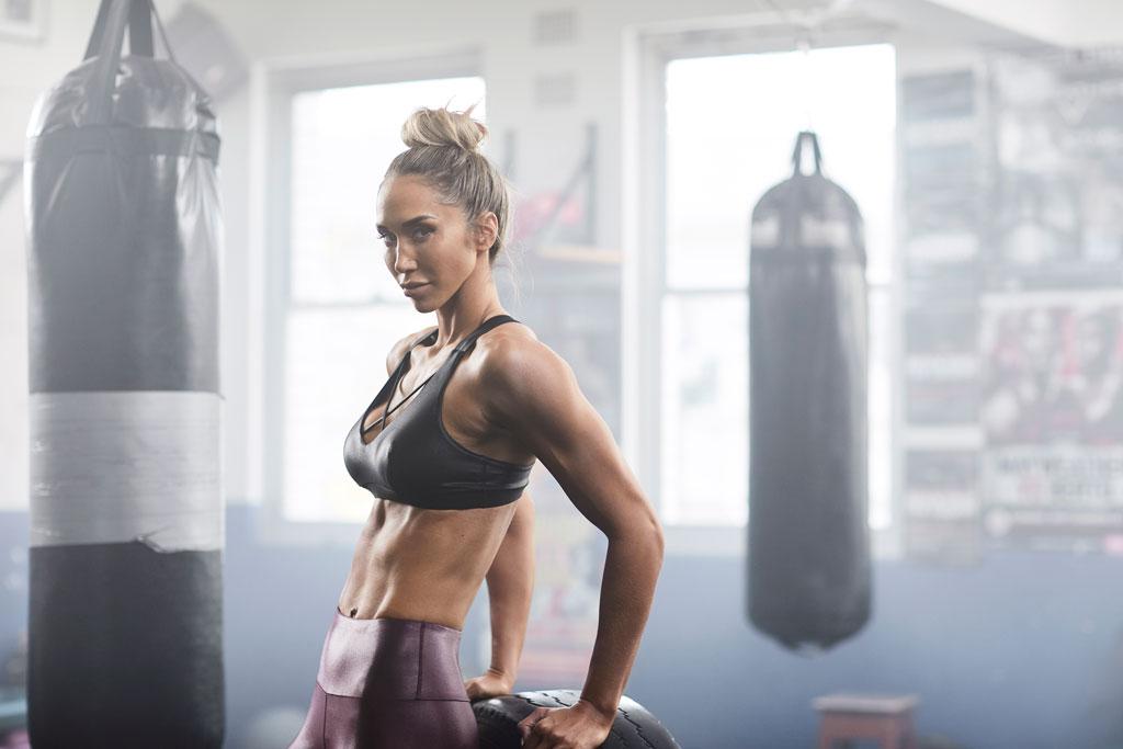 FIERCE-Style Beginner Bodyweight Workout