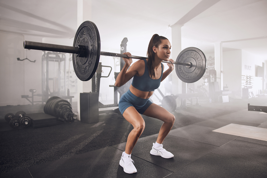High Intensity Strength With Kayla