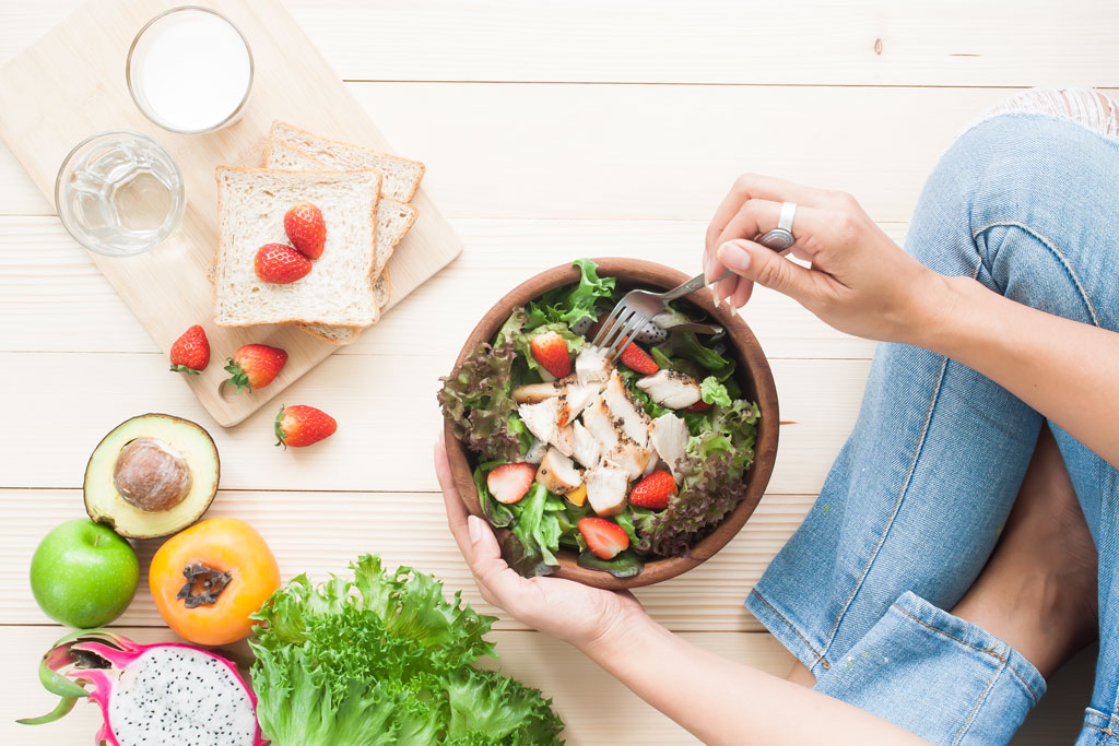 9 Healthy Lunch Ideas For Busy Work Days