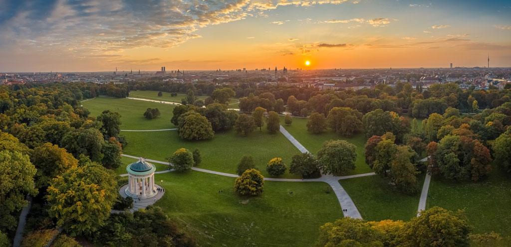 Englischer Garten Munich