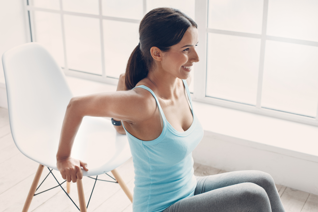 Indicental Exercise Post-Pregnancy