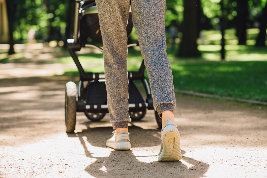 Walking Post-Pregnancy