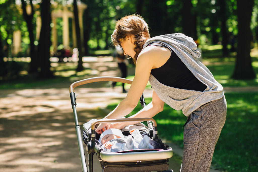 How To Get Started With Exercise After Having A Baby