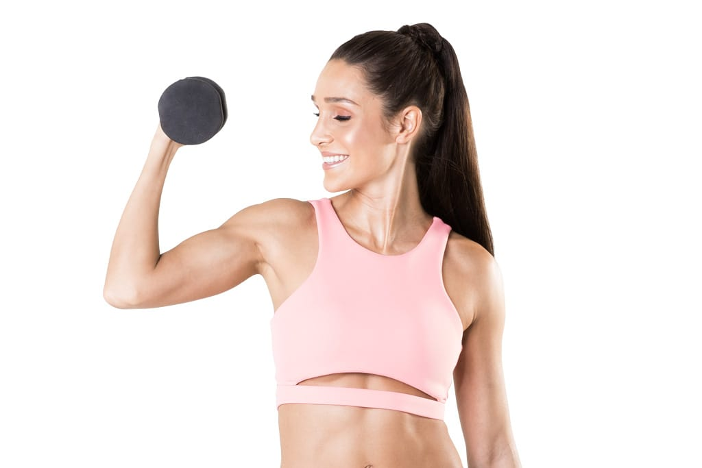 Beginner Arm Workout From High Intensity With Kayla