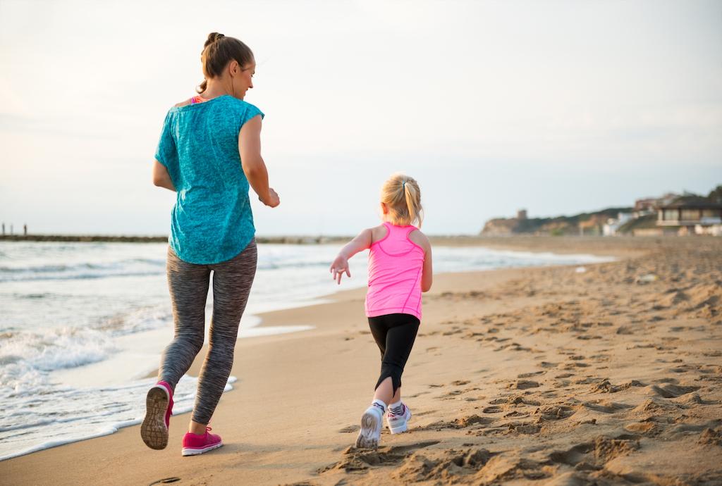 Walking With Children