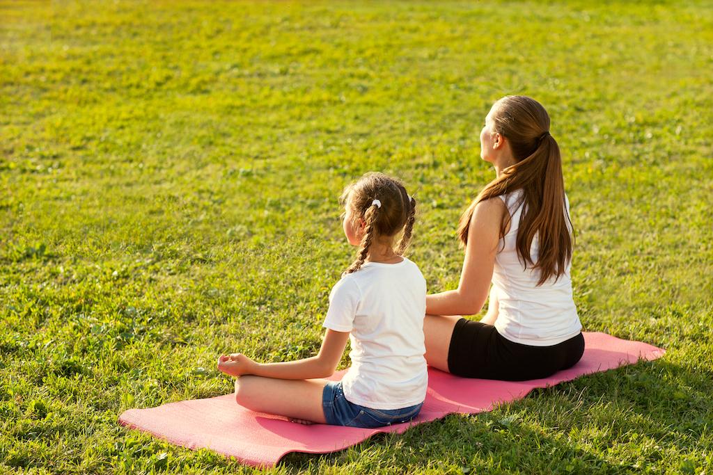 Children Can Do Yoga