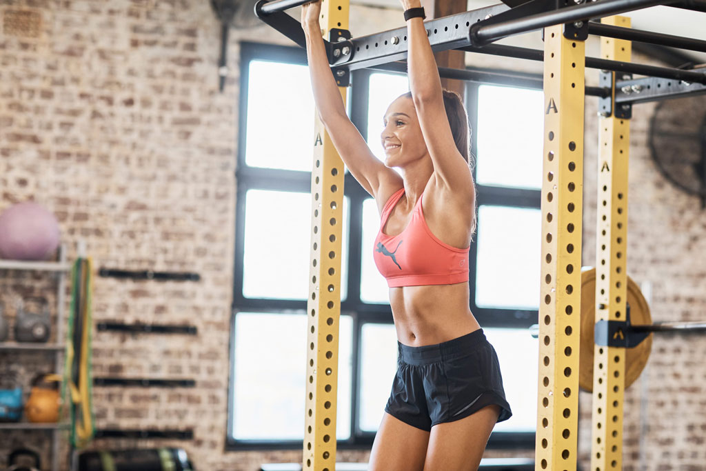 Beginner Workout From High Intensity Strength With Kayla