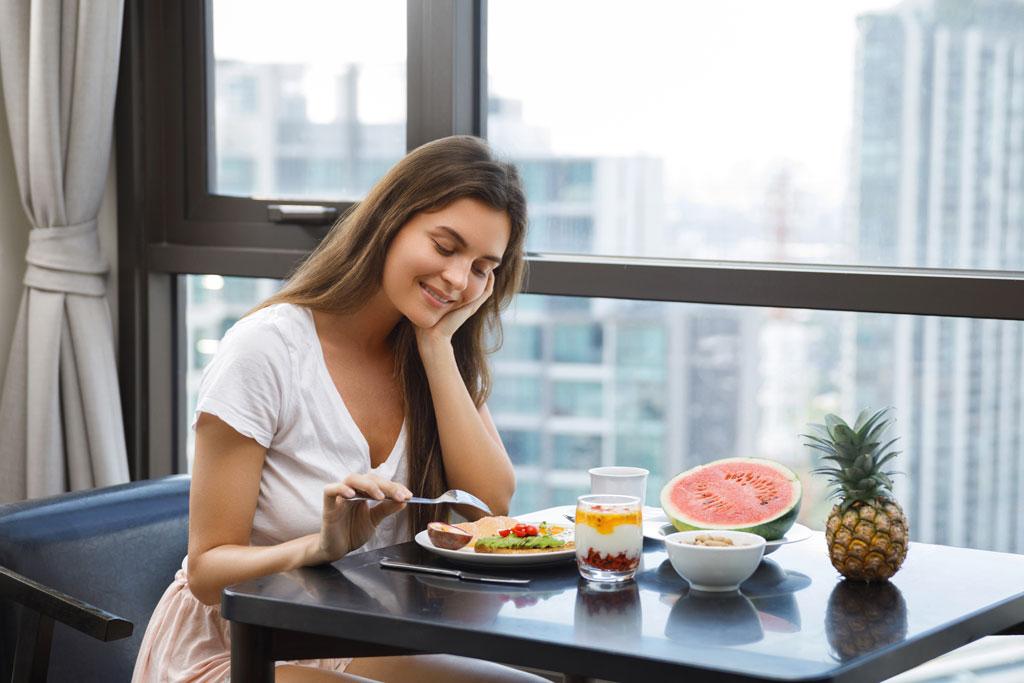 Mindful Eating Benefits