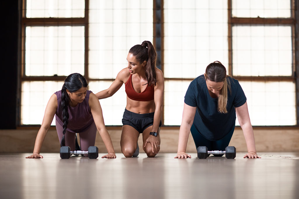 Try This Post-Pregnancy Workout