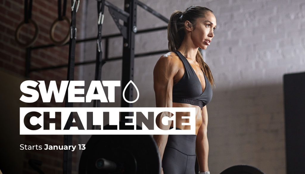 What To Expect From My SWEAT Challenge In 2020
