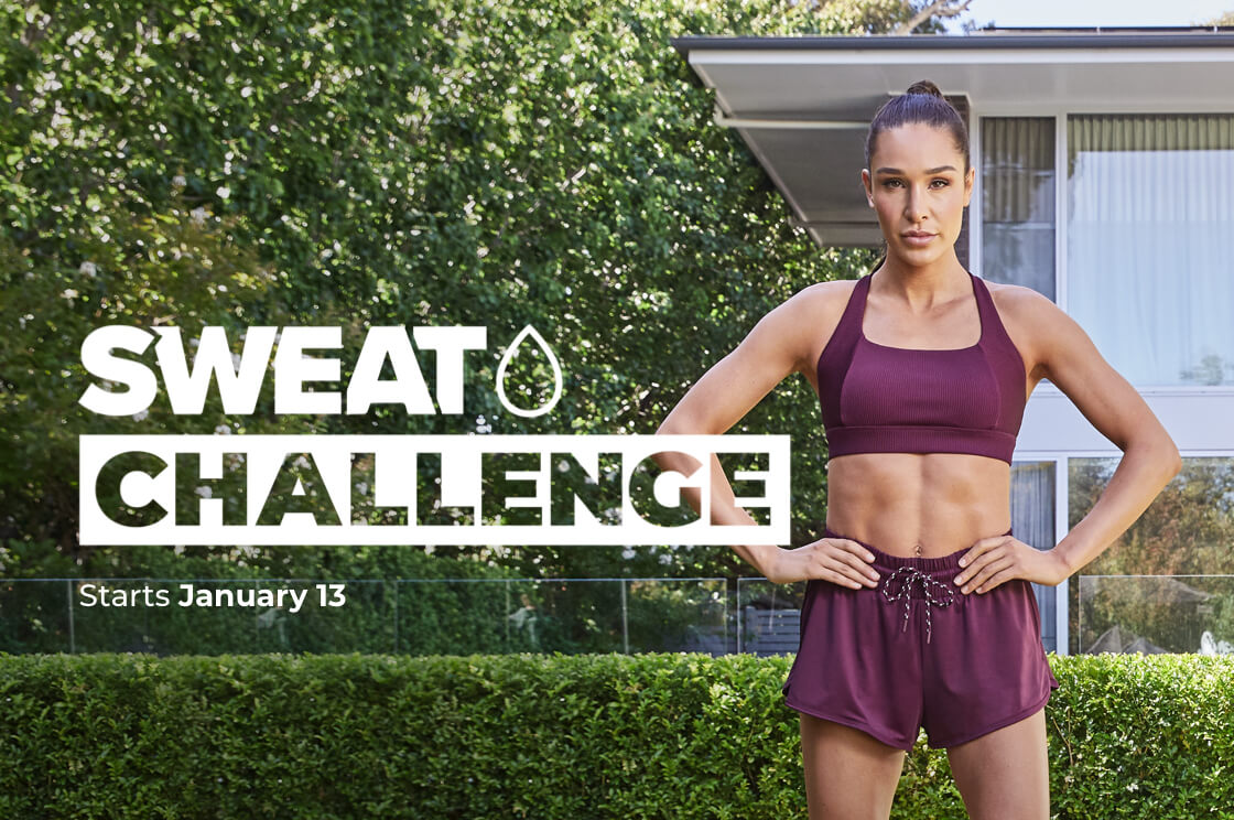 Start 2020 Strong With My Exclusive SWEAT Challenge Programs