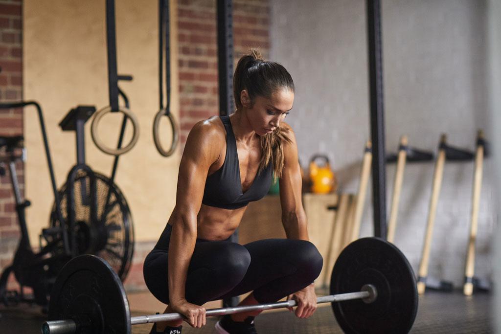 SWEAT Challenge: Back & Shoulder Pump Workout