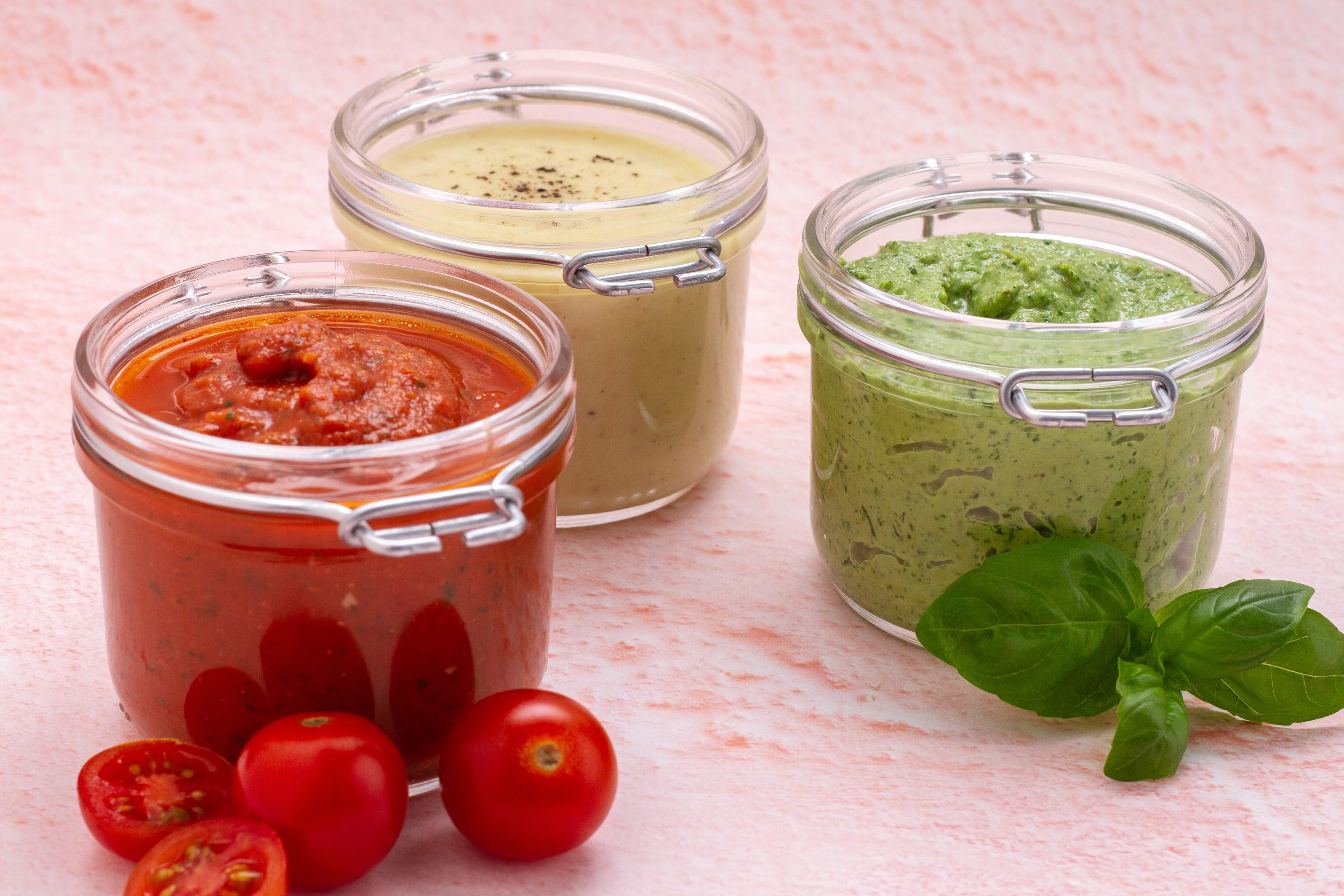 Healthy Pasta Sauces