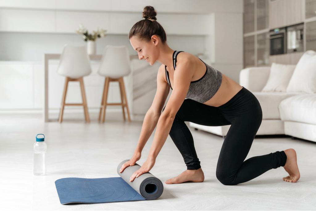 Pilates At Home Tips