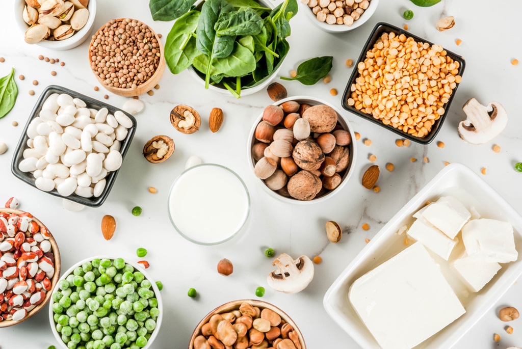 How to get the nutrients you need from a vegan diet