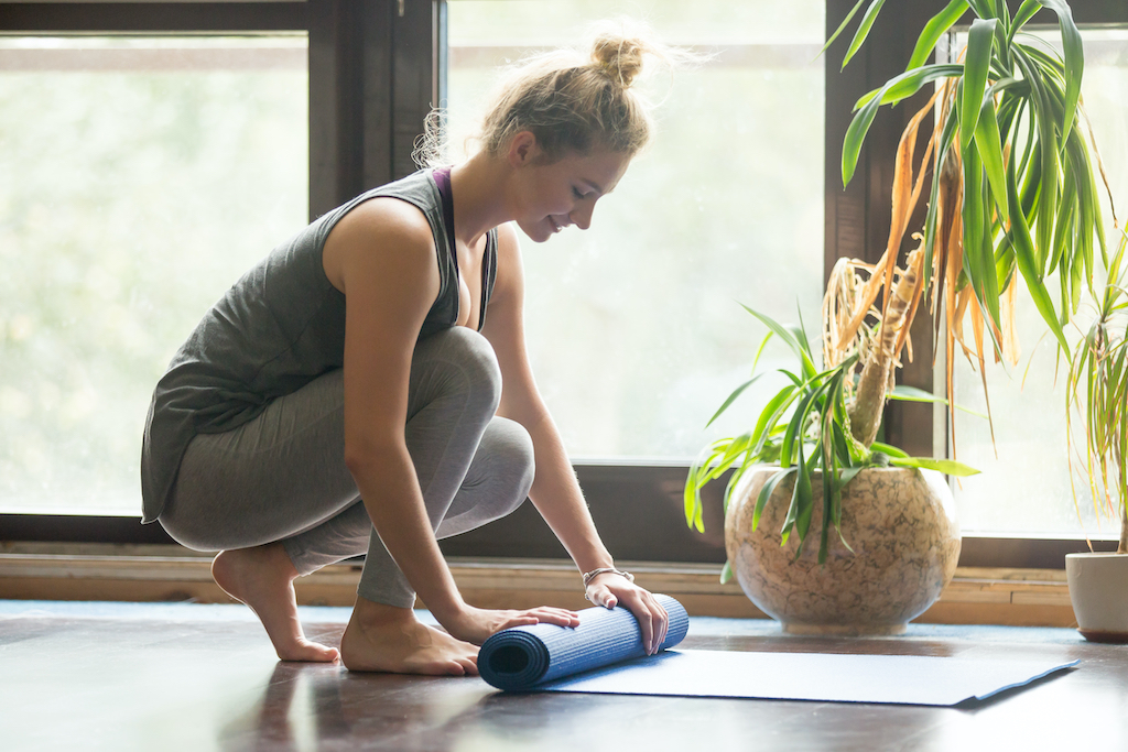 Equipment For Yoga At Home