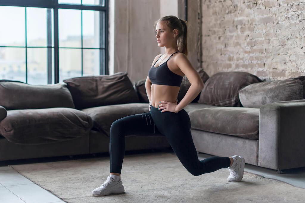 Fast & Intense At-Home Tabata Leg Workout