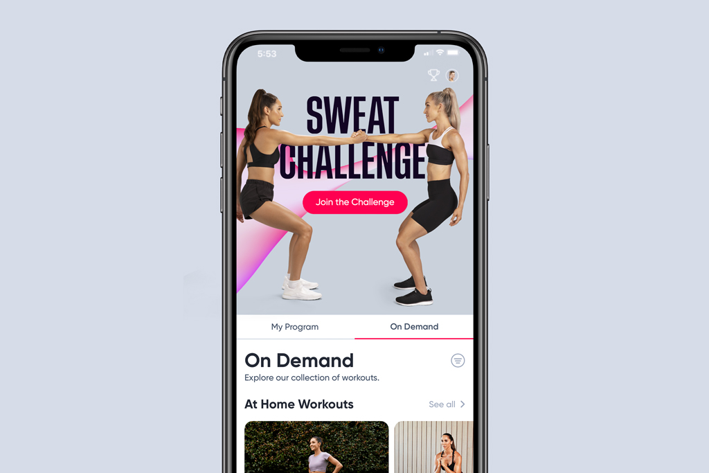 Sweat Challenge