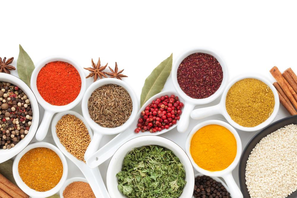 Try spices instead of salt