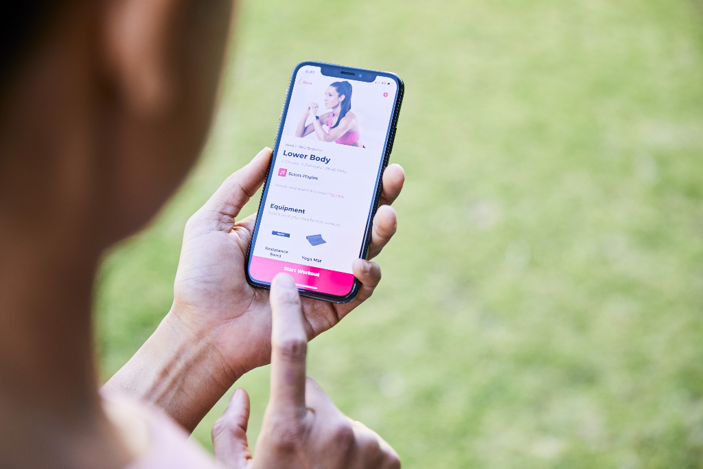 How to get the most out of the Sweat App