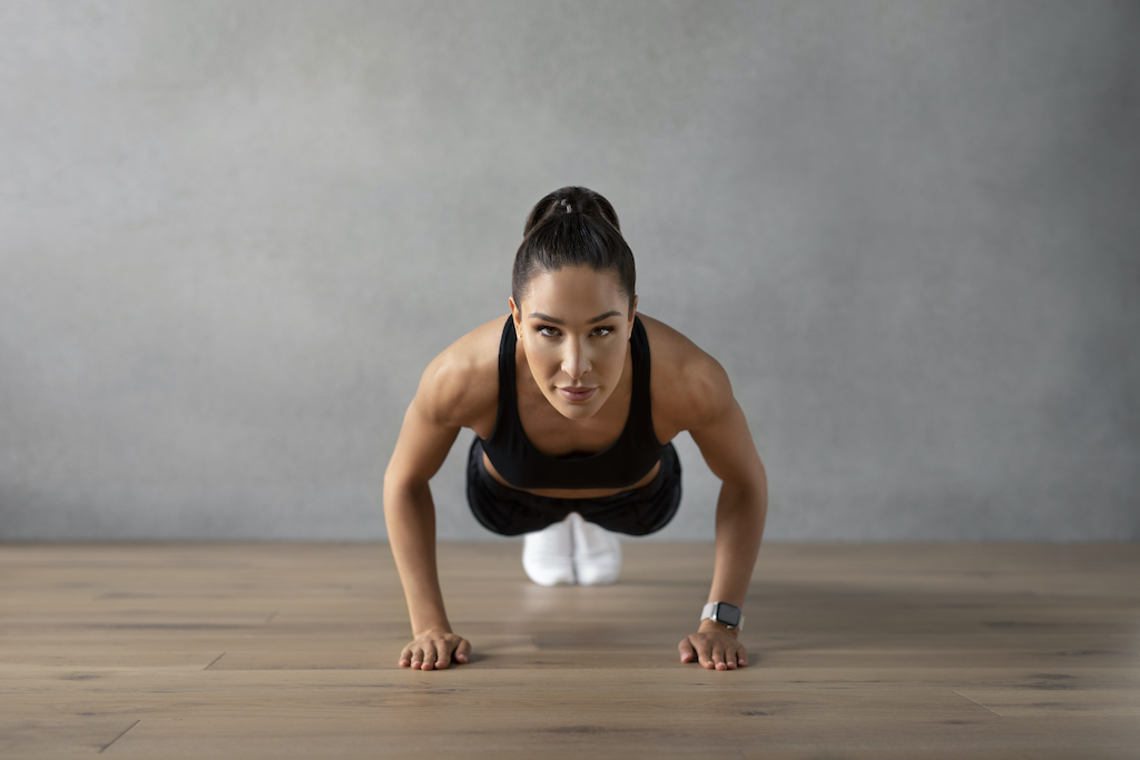 What Is High Intensity Zero Equipment With Kayla Itsines?