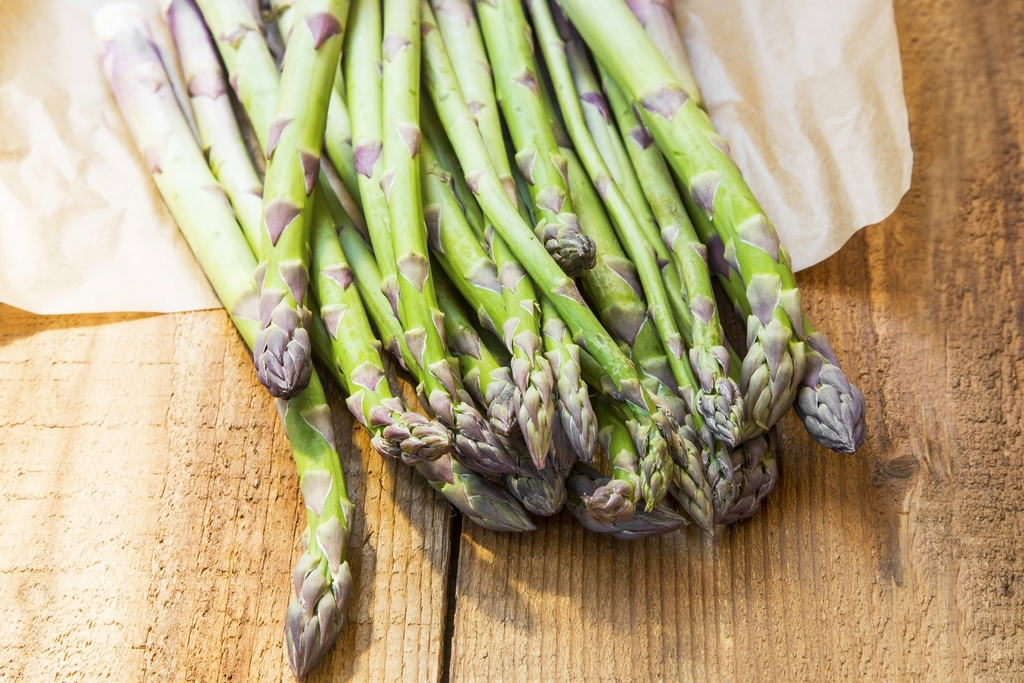 Baked Salmon And Asparagus Recipe