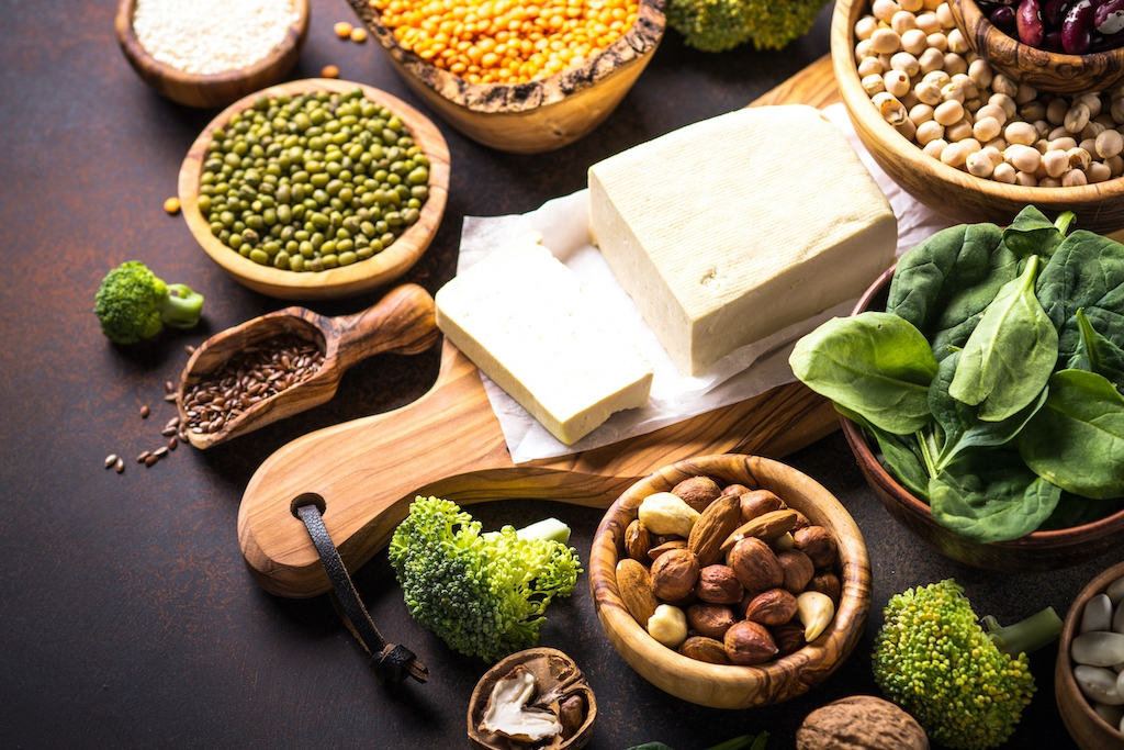 12 Plant-Based Proteins To Keep You Healthy & Strong