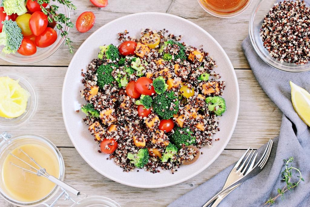 Quinoa Plant Protein