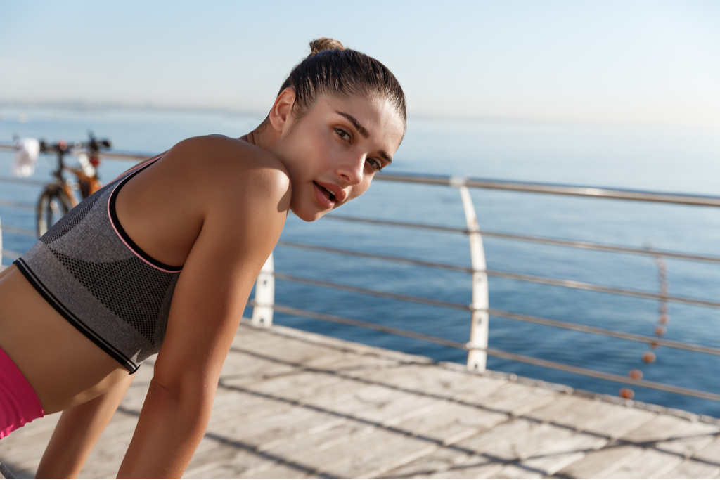 Is There A Right Way To Breath When You Work Out?