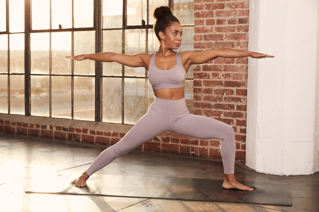 Stretch & Balance Class From Yoga With Phyllicia