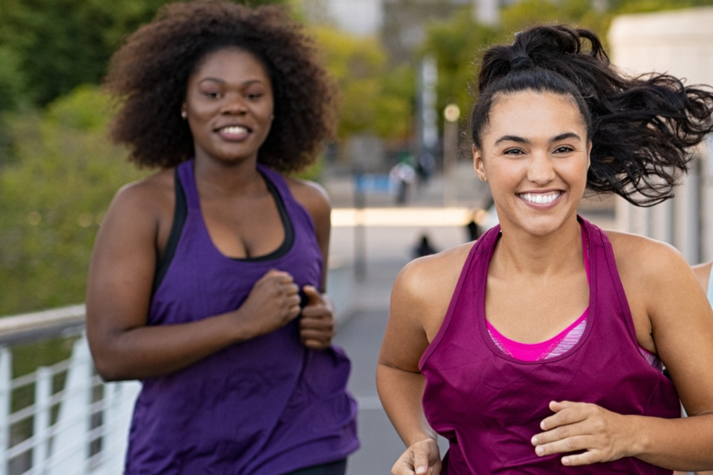 Meet Up With Your Workout Buddy Outdoors