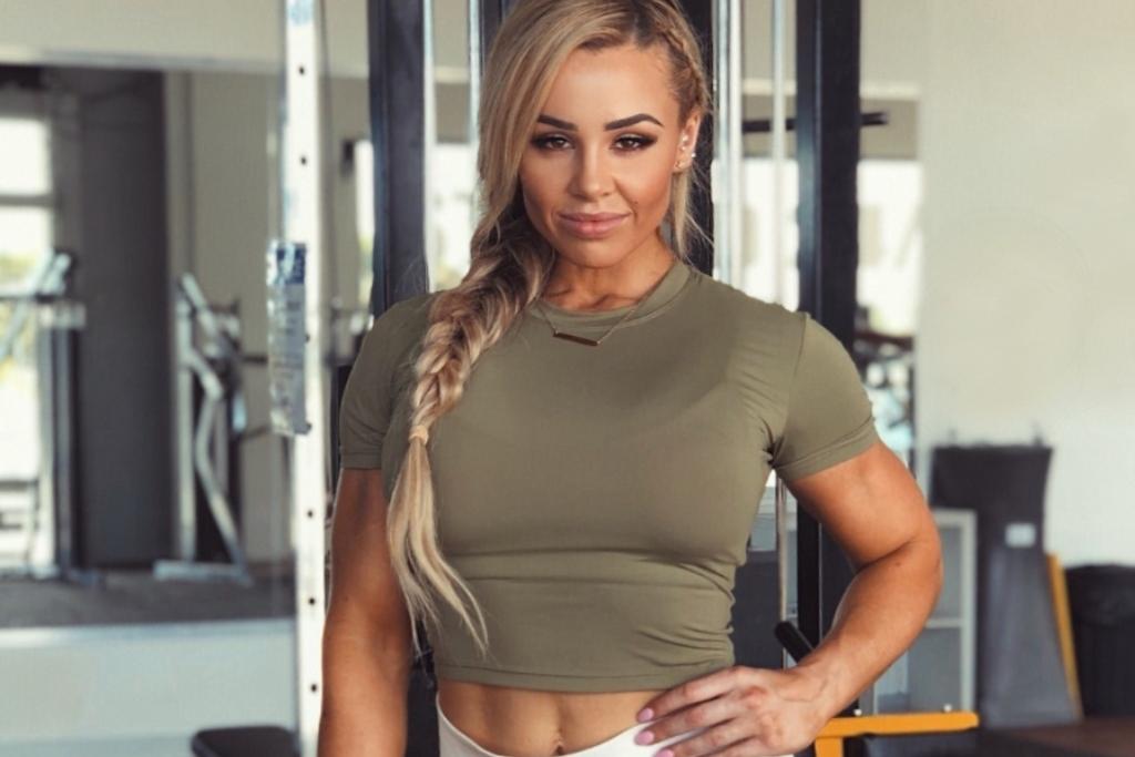 Free BUILD Workout with Stephanie Sanzo