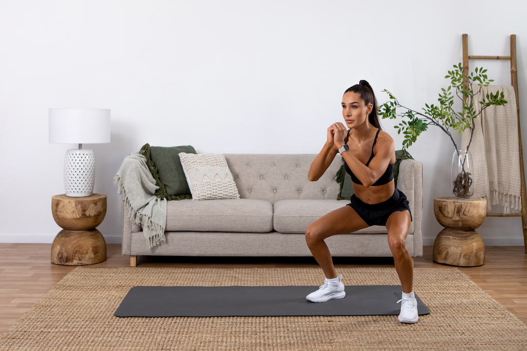 Quiet Workouts For Small Spaces That Will Still Break A Sweat