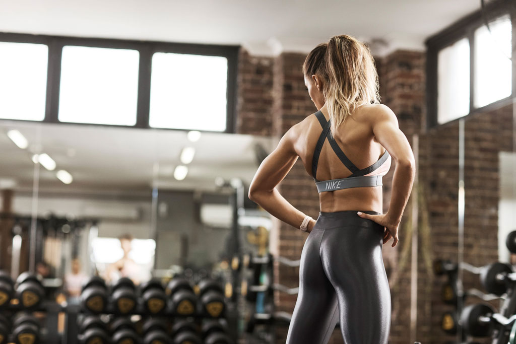 Weight training gives you a metabolic boost