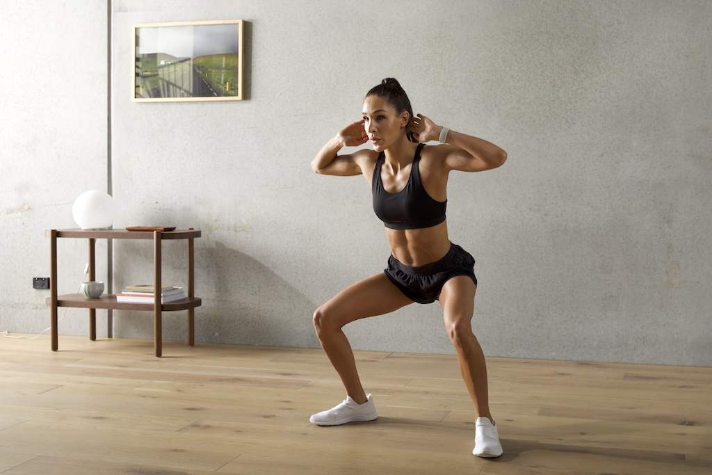 At-Home Leg Workout To Strengthen Your Lower Body