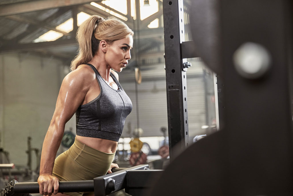 Breaking Down The Barriers To Women & Lifting