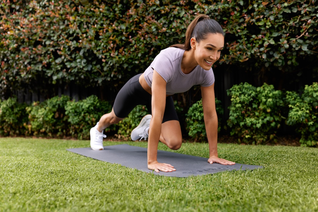 Free No-Equipment Full-Body Low Impact With Kayla Workout