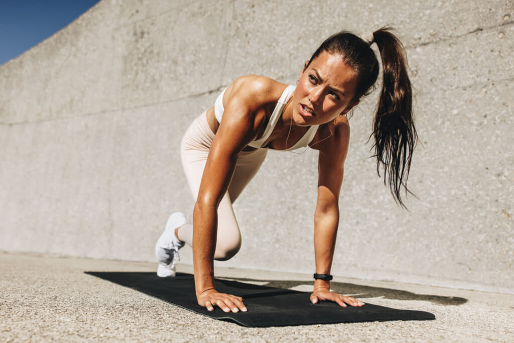 Tabata Ab Workout For Stronger Abs