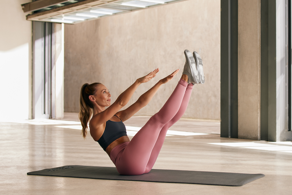 The 5 Best Pilates Exercises To Strengthen Your Core