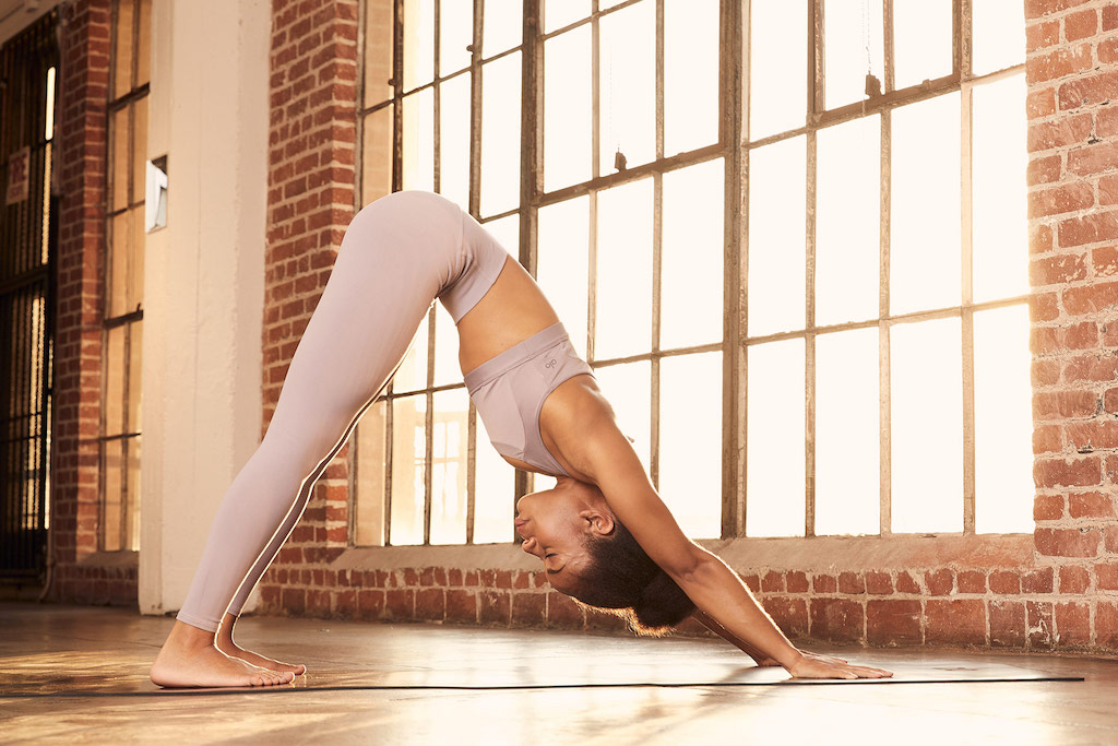 Feel Grounded With Yoga