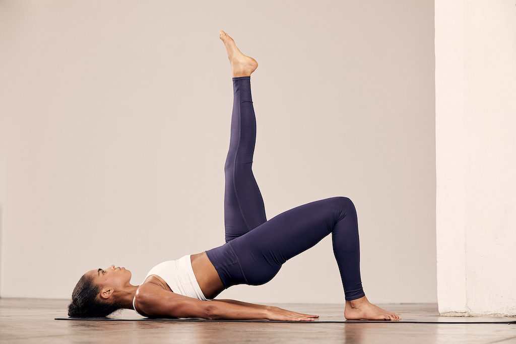 Build Muscular Endurance With Barre