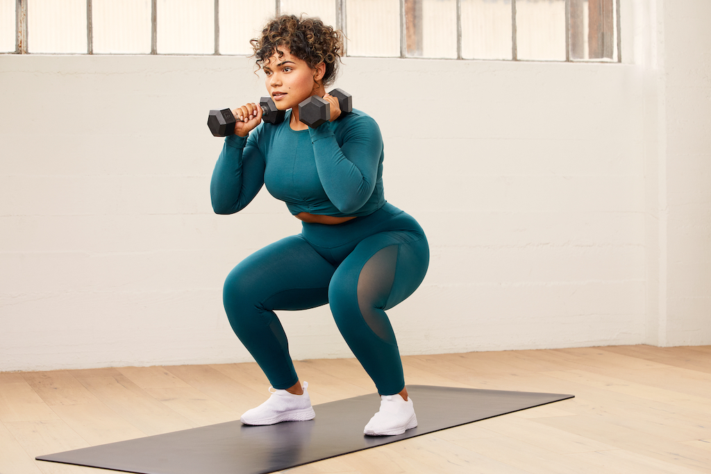 Free Workout From Strength & Cardio With Marilyn Rodriguez
