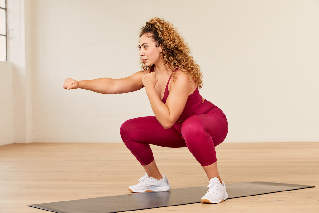 Low Impact HIIT with Samantha Ortiz-Young
