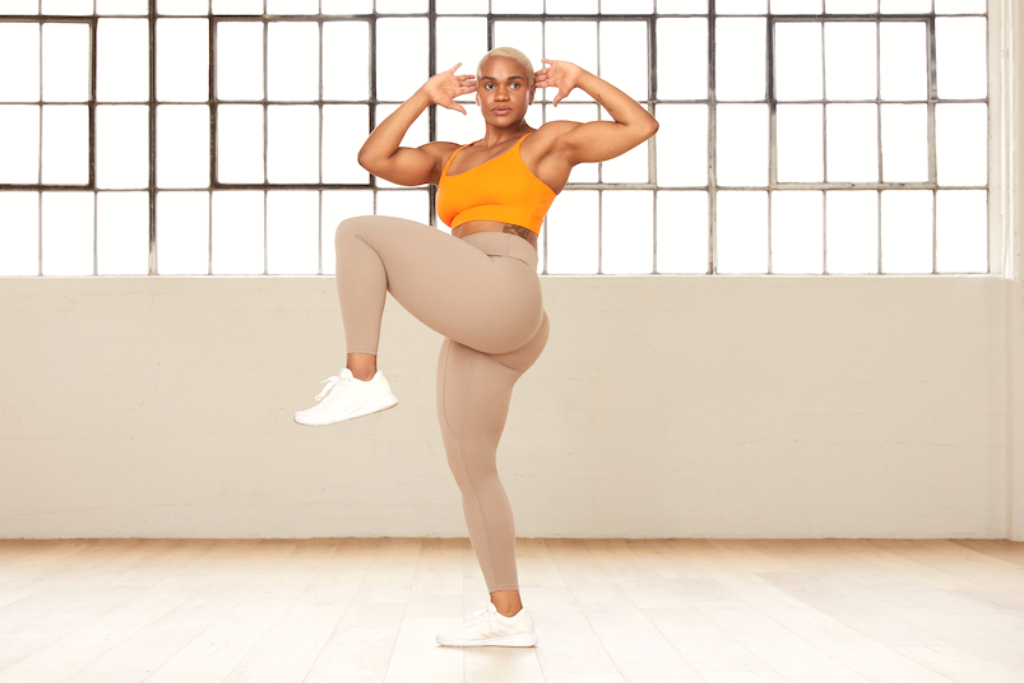 Bodyweight Strength with Anissia Hughes
