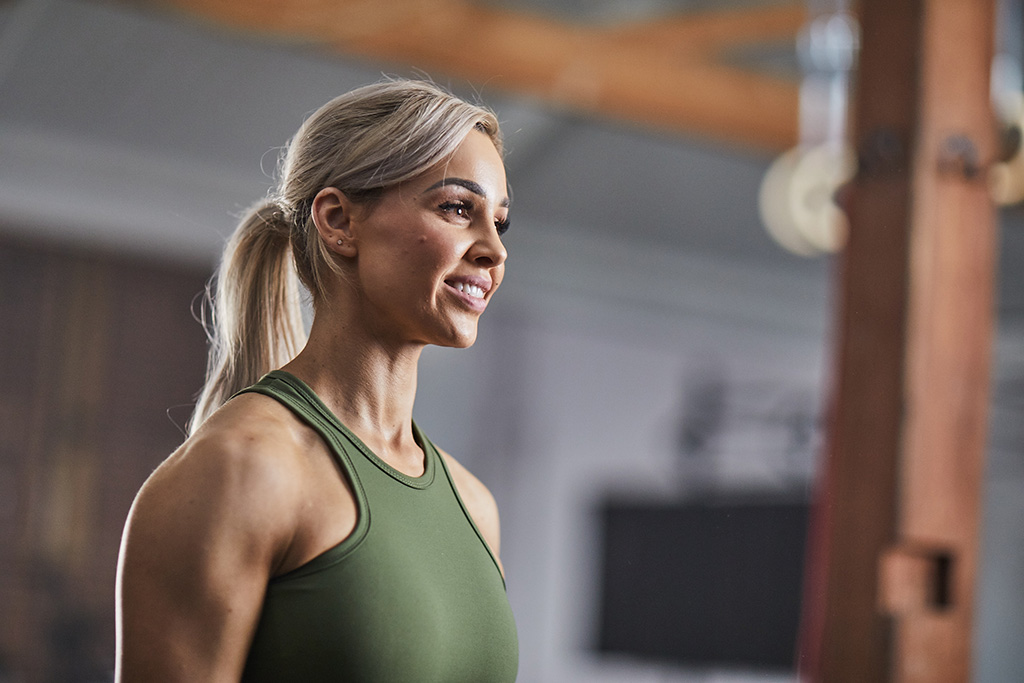 Steph's Motivational Advice To Smash Your Workouts