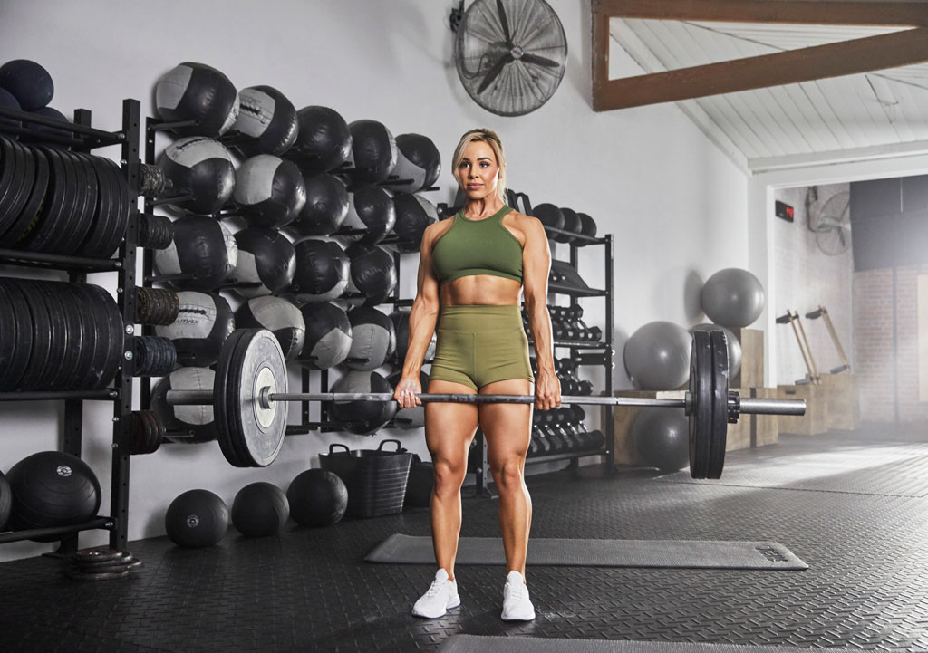 Free Glute Builder Workout with Steph Sanzo