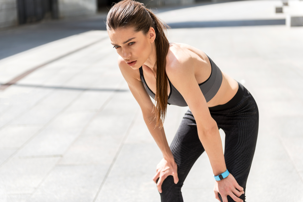 How To Get Rid Of A Side Stitch