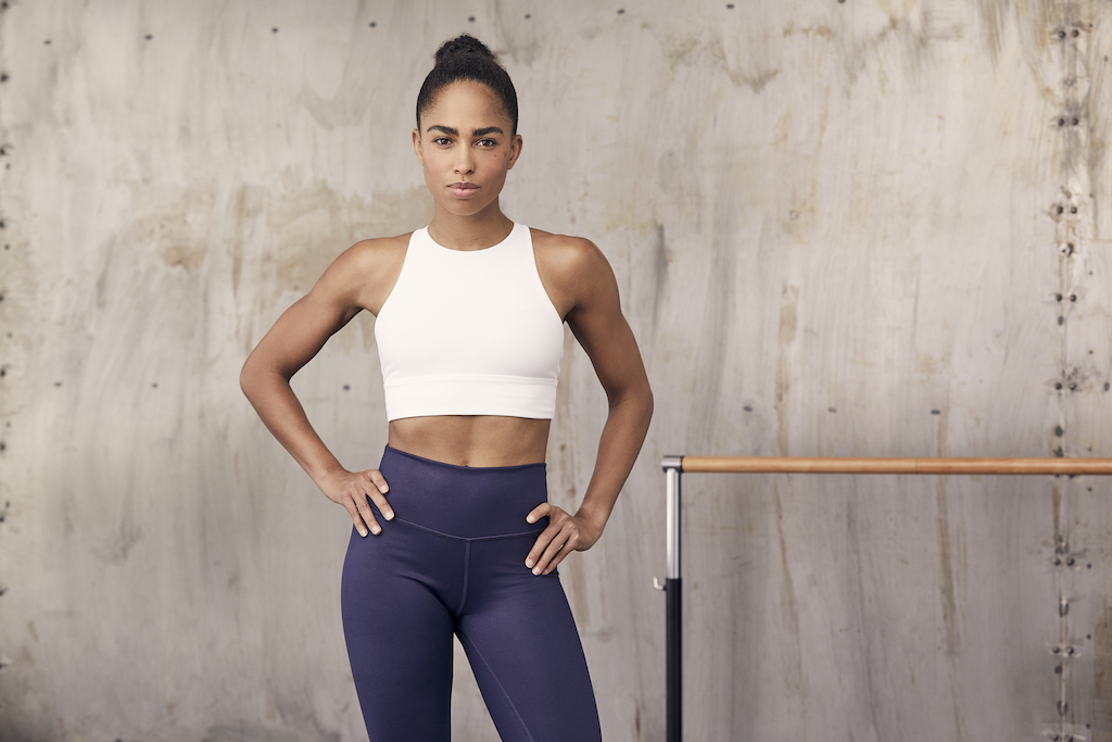 High Intensity Barre With Britany