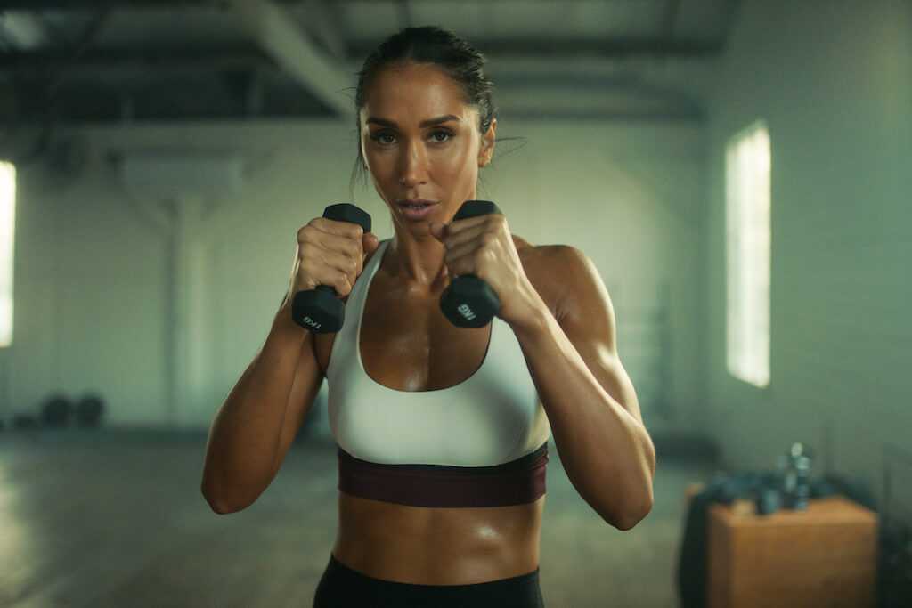 Full Body HIIT With Chontel